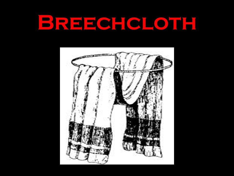 Breechcloth