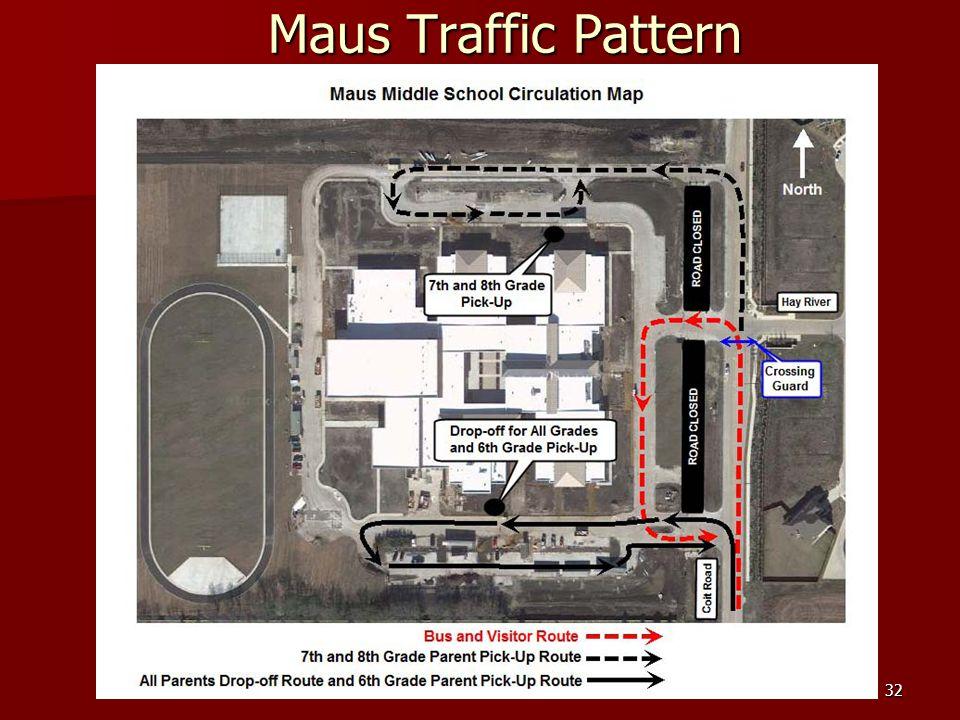 Maus Traffic Pattern