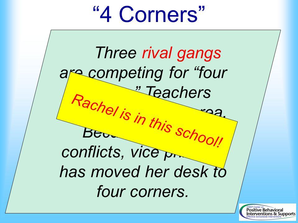 Rachel is in this school!