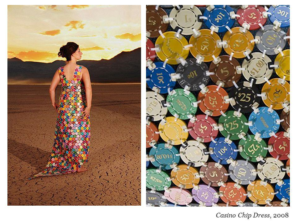 Casino Chip Dress, 2008