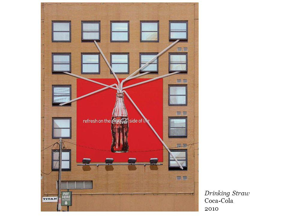 Drinking Straw Coca-Cola 2010