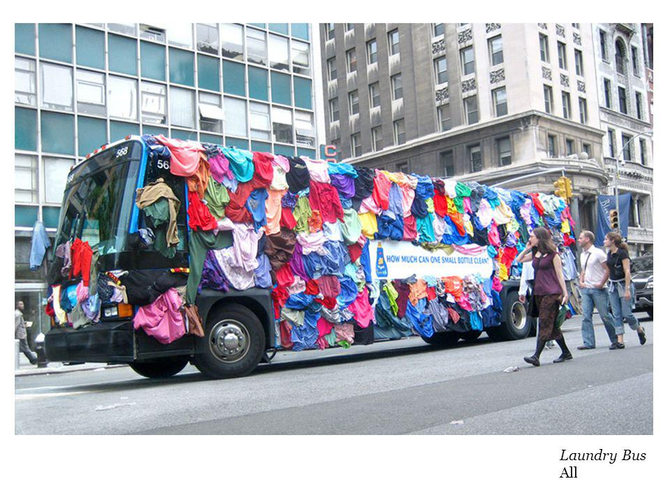 Laundry Bus All