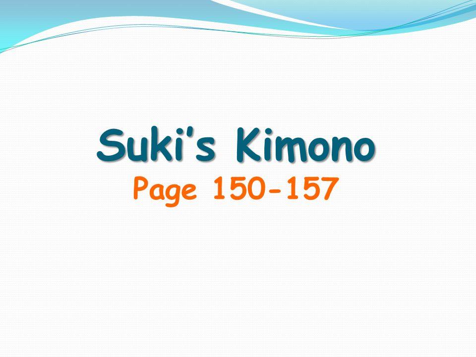 Suki's Kimono Page 150-157