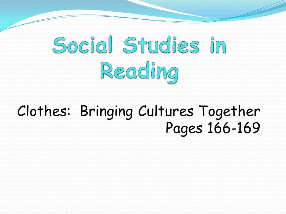 Social Studies in Reading