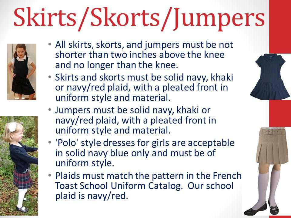 Skirts/Skorts/Jumpers