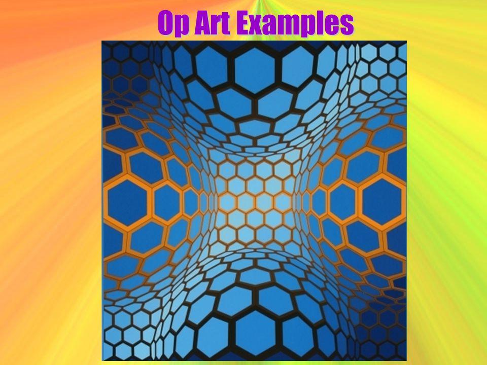 Op Art Examples