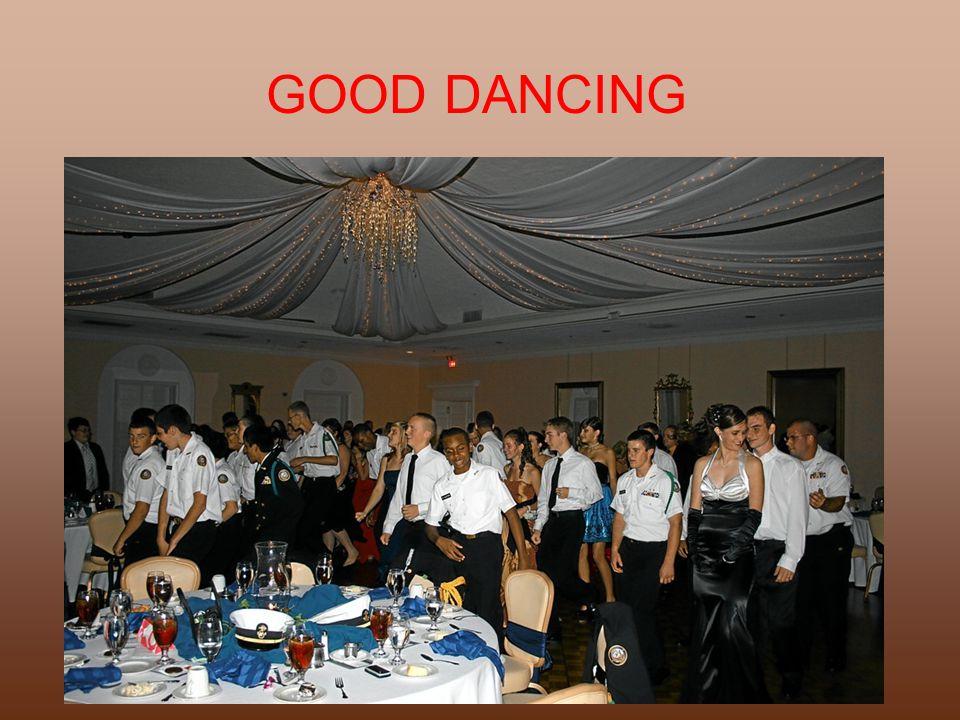 GOOD DANCING