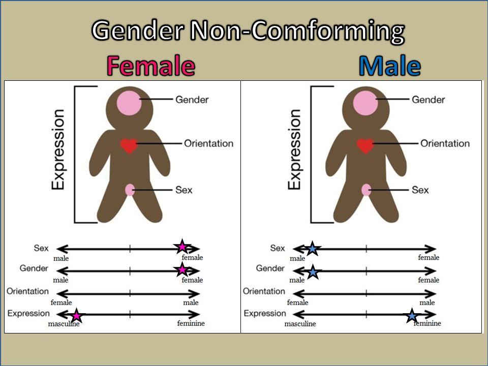 Gender Non-Comforming