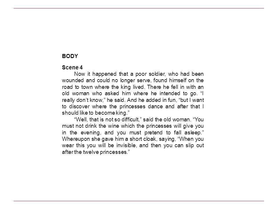 BODY Scene 4.
