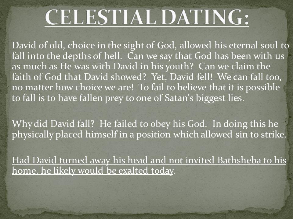 CELESTIAL DATING: