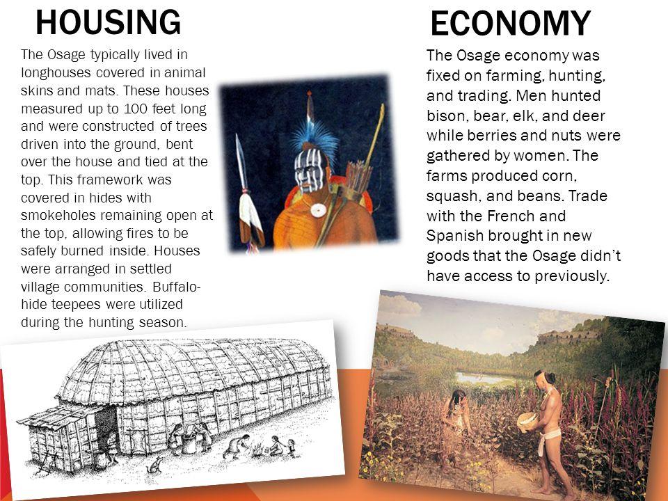 HOUSING economy.