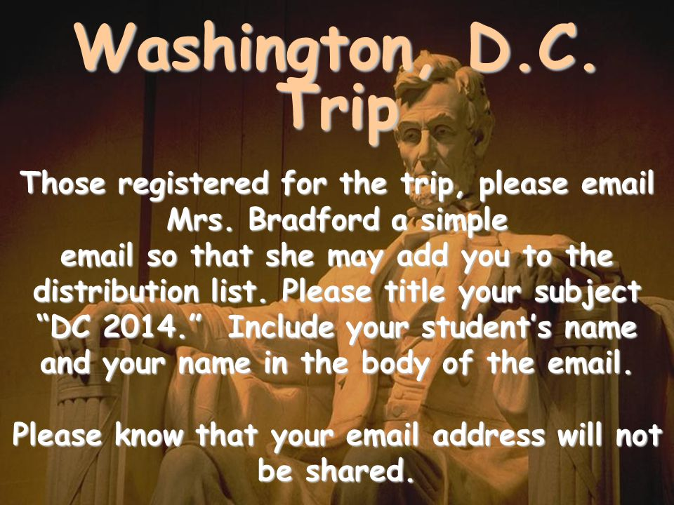 Please know that your email address will not be shared.