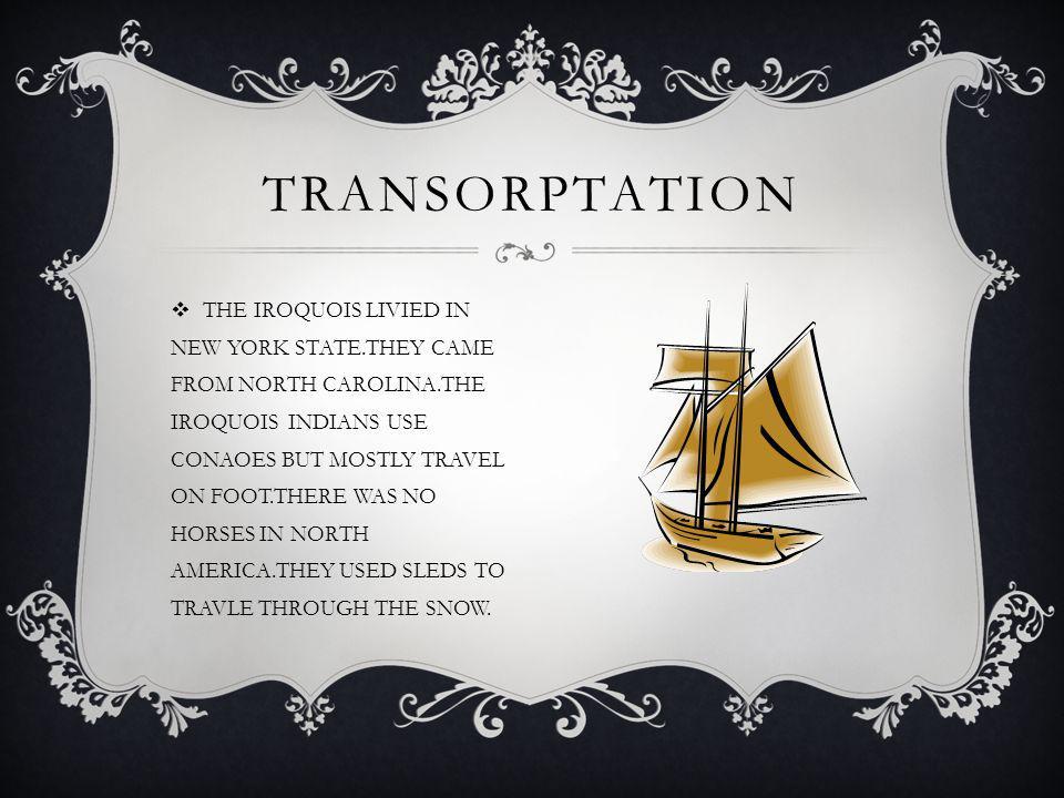 TRANSORPTATION