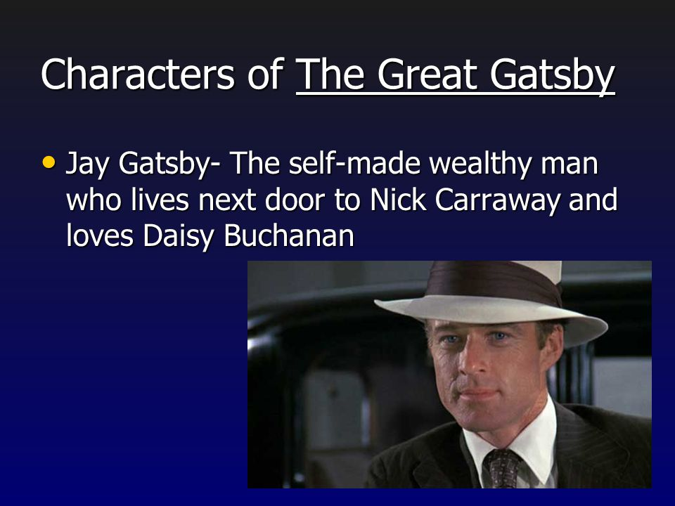 who is the narrator of the great gatsby