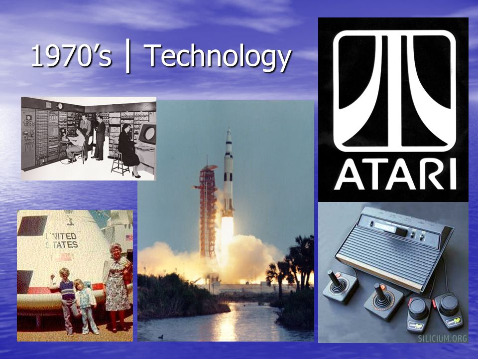 1970's | Technology