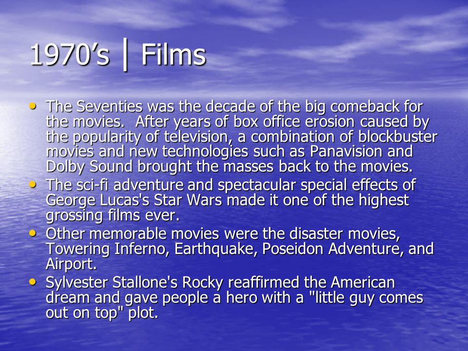 1970's | Films