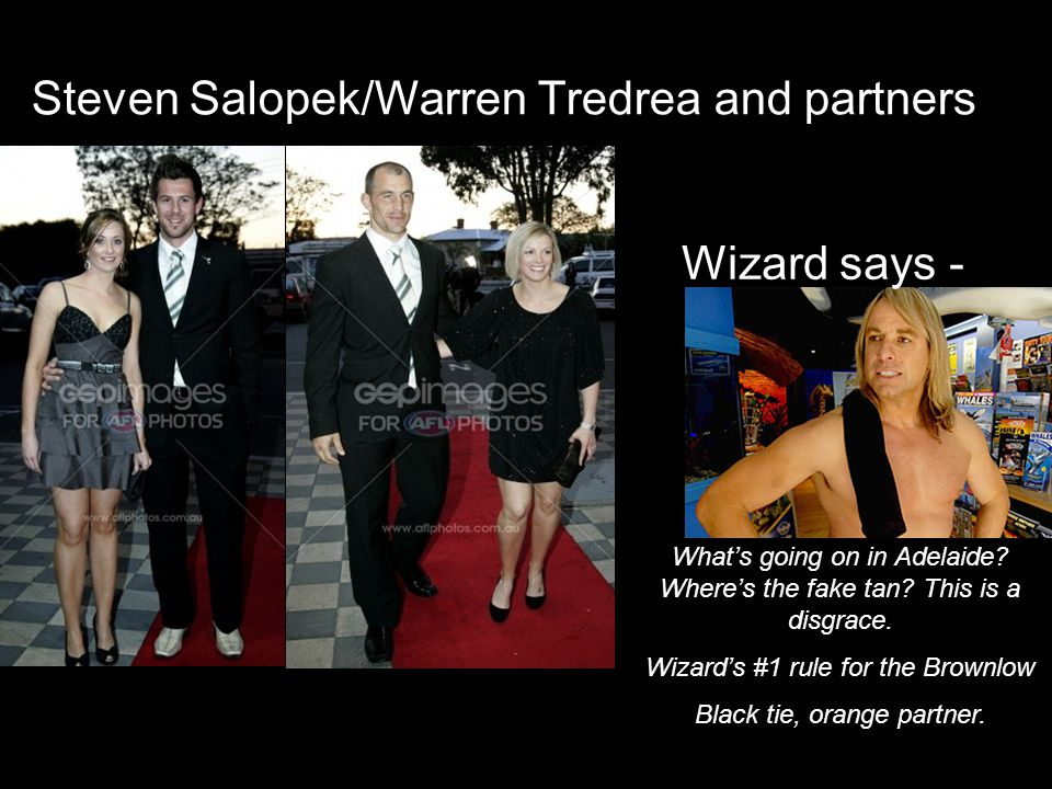 Steven Salopek/Warren Tredrea and partners