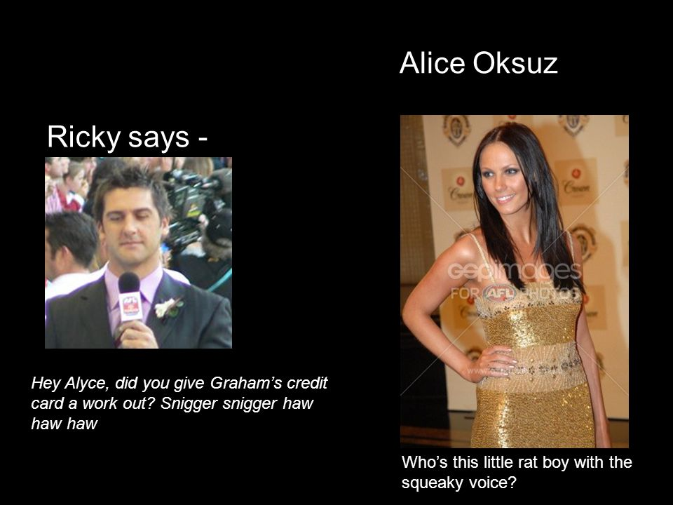 Alice Oksuz Ricky says -