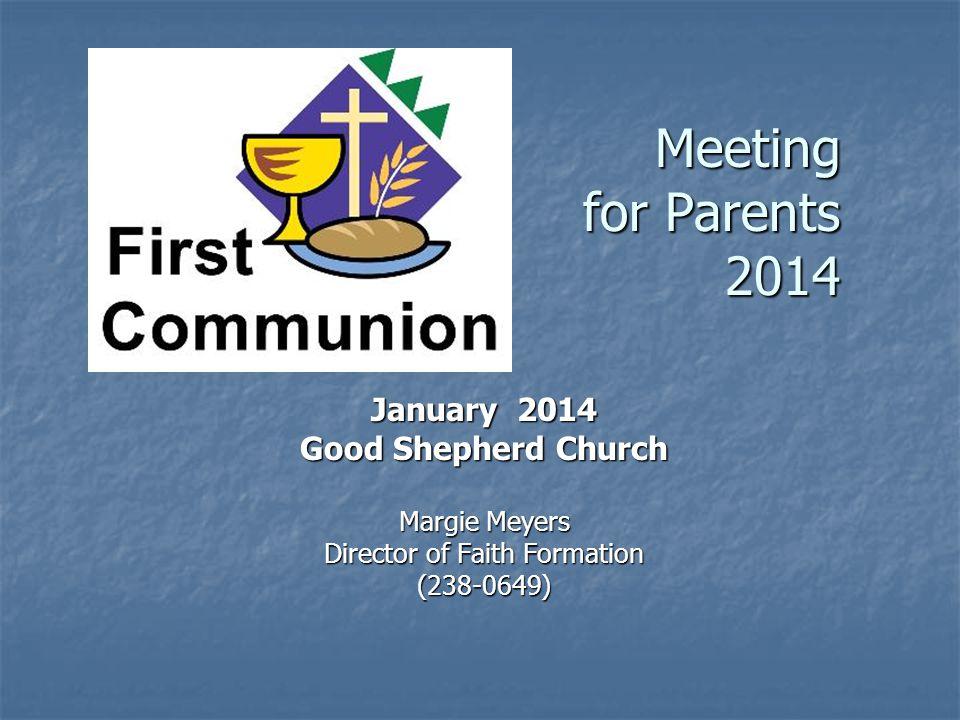 Director of Faith Formation