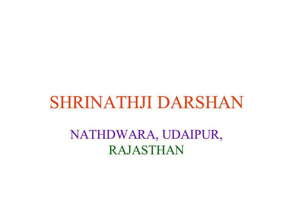 NATHDWARA, UDAIPUR, RAJASTHAN
