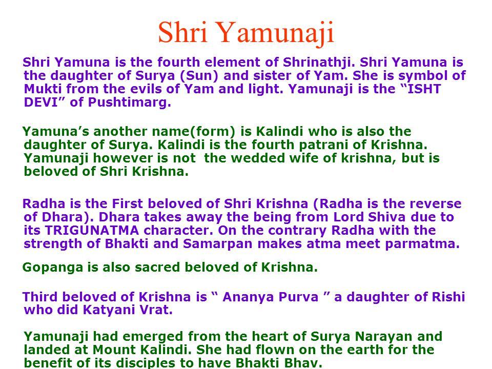Shri Yamunaji