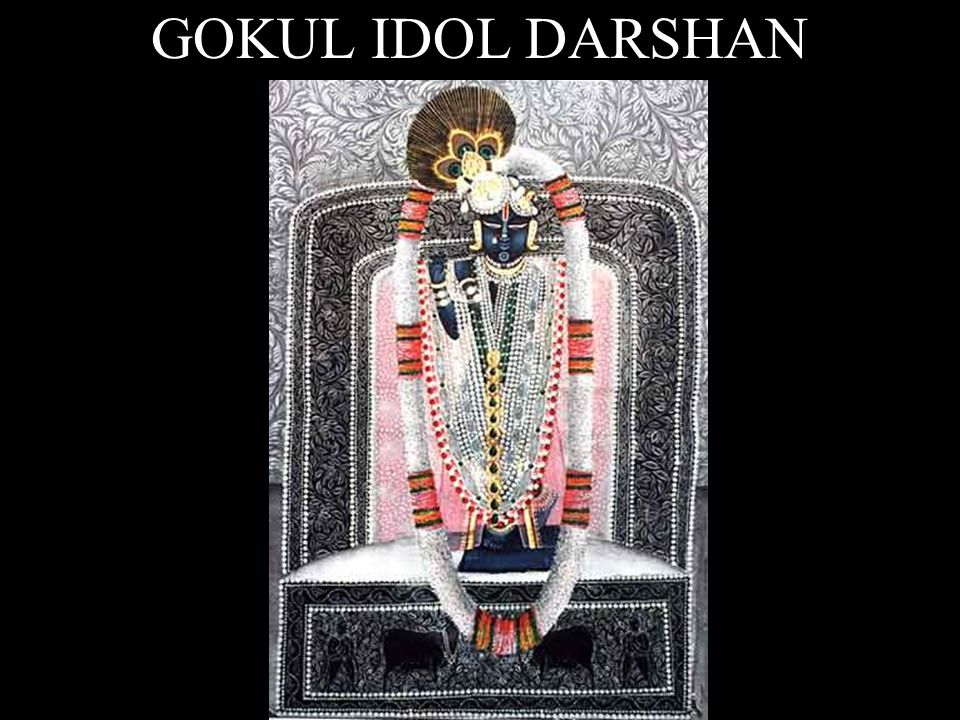 GOKUL IDOL DARSHAN