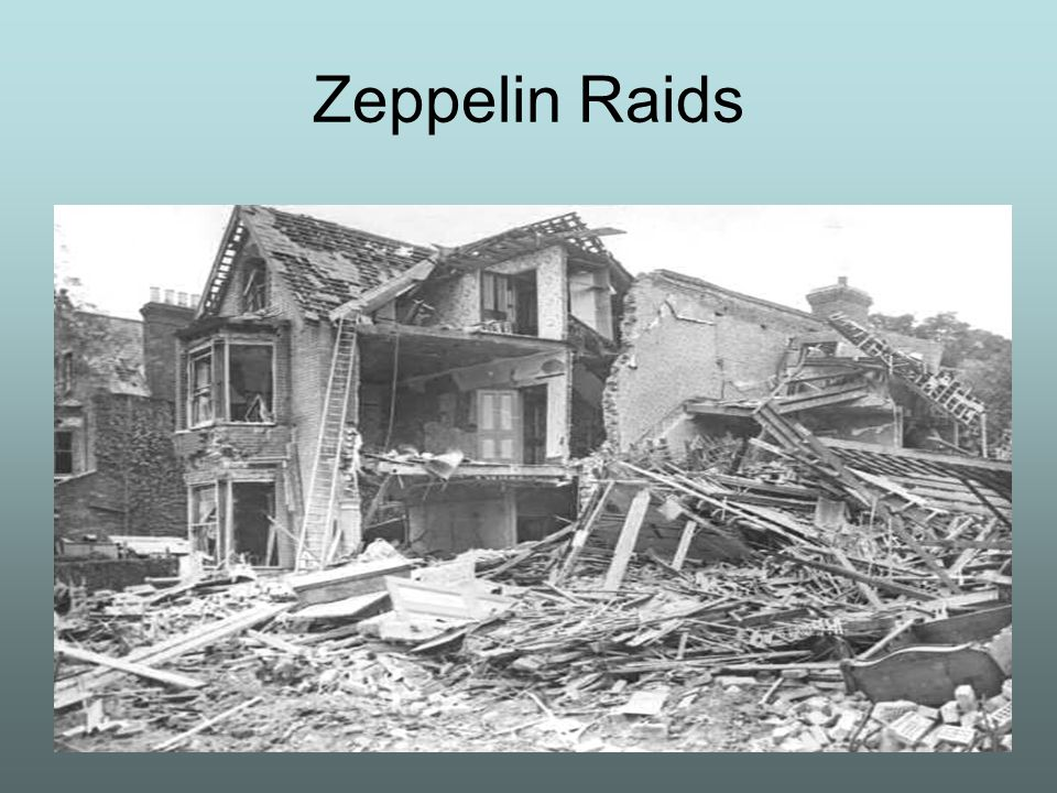 Zeppelin Raids