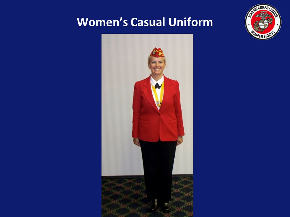 Women's Casual Uniform