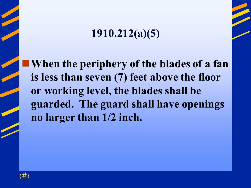 1910.212(a)(5)