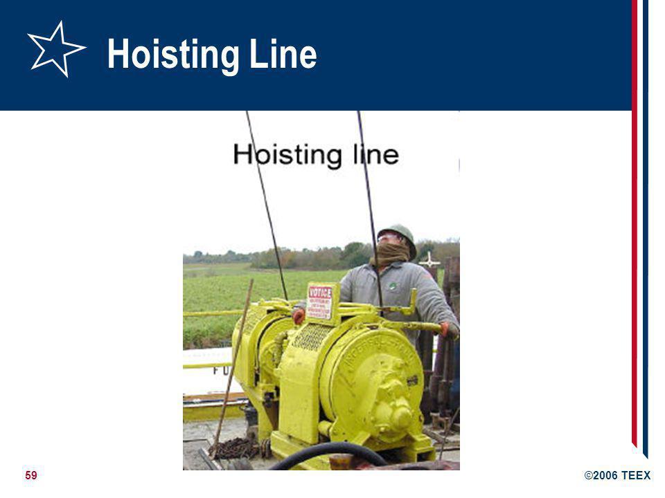Hoisting Line