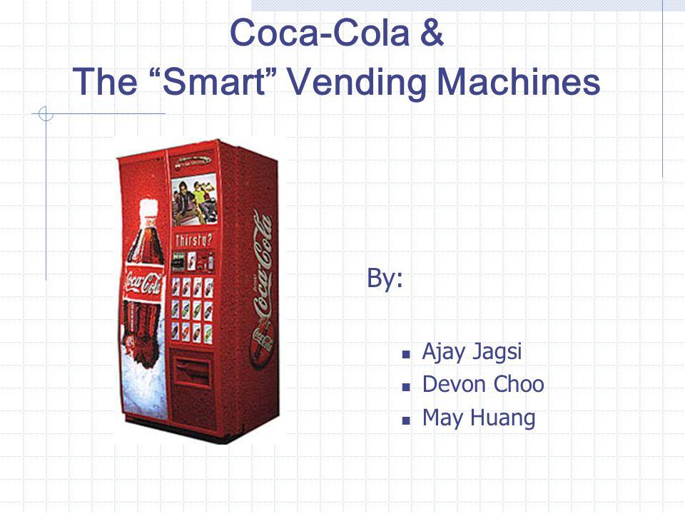 Coca-Cola & The Smart Vending Machines
