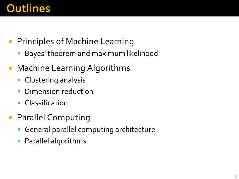 Machine Learning Definition Algorithm Types Topics