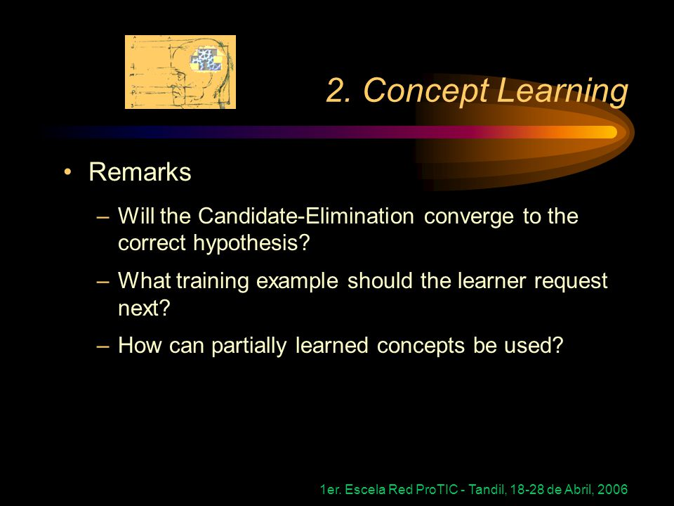 2. Concept Learning Remarks