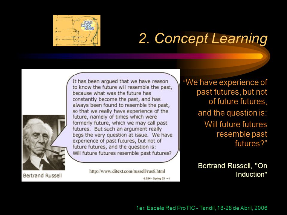 2. Concept Learning and the question is: