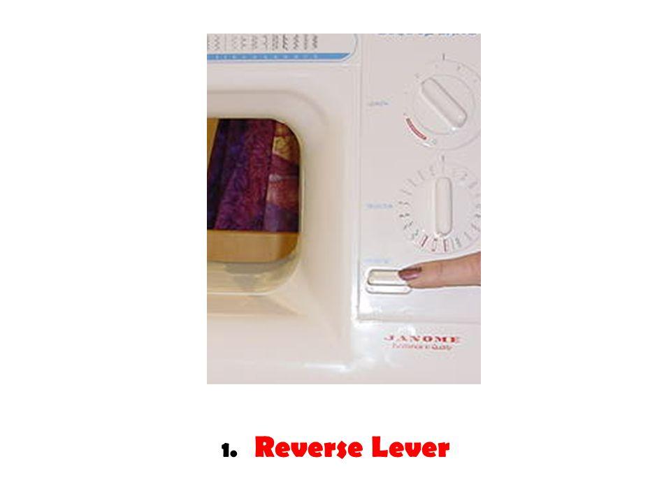 1. Reverse Lever