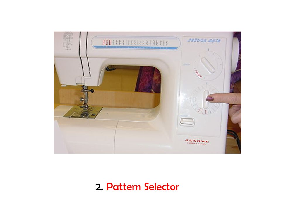 2. Pattern Selector
