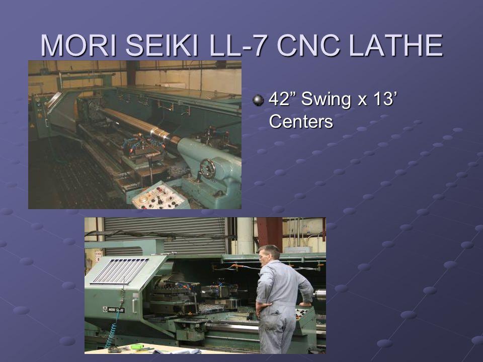 MORI SEIKI LL-7 CNC LATHE