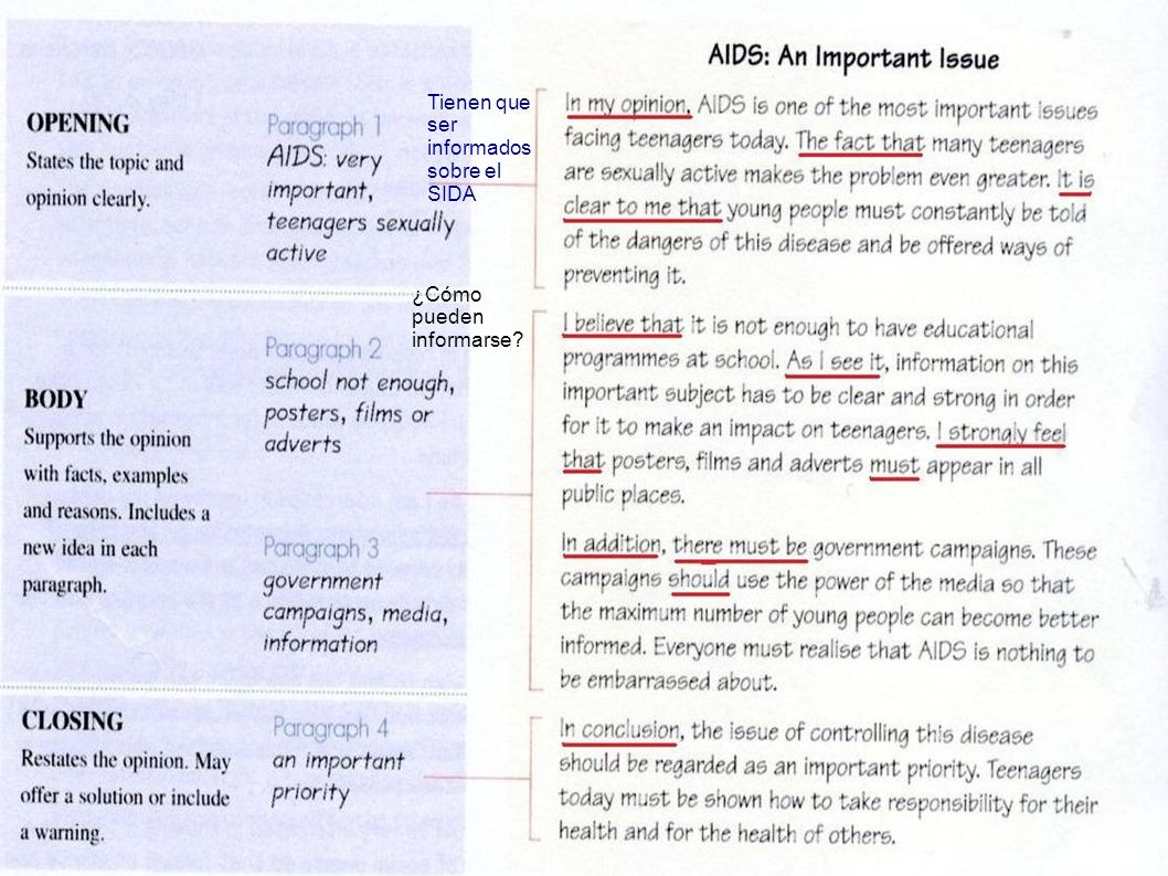 lesson write opinion essay In this introductory lesson you will find some guidance on how you should write an ielts essay there are then more lessons on the following pages for different types of essay and different questions, with lots of tips and strategies for achieving a high score it is important to learn about.