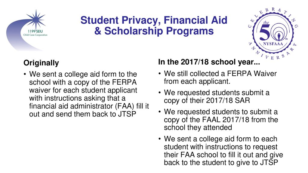 ferpa form queens college  Student Privacy, Financial Aid & Scholarship Programs Best ...