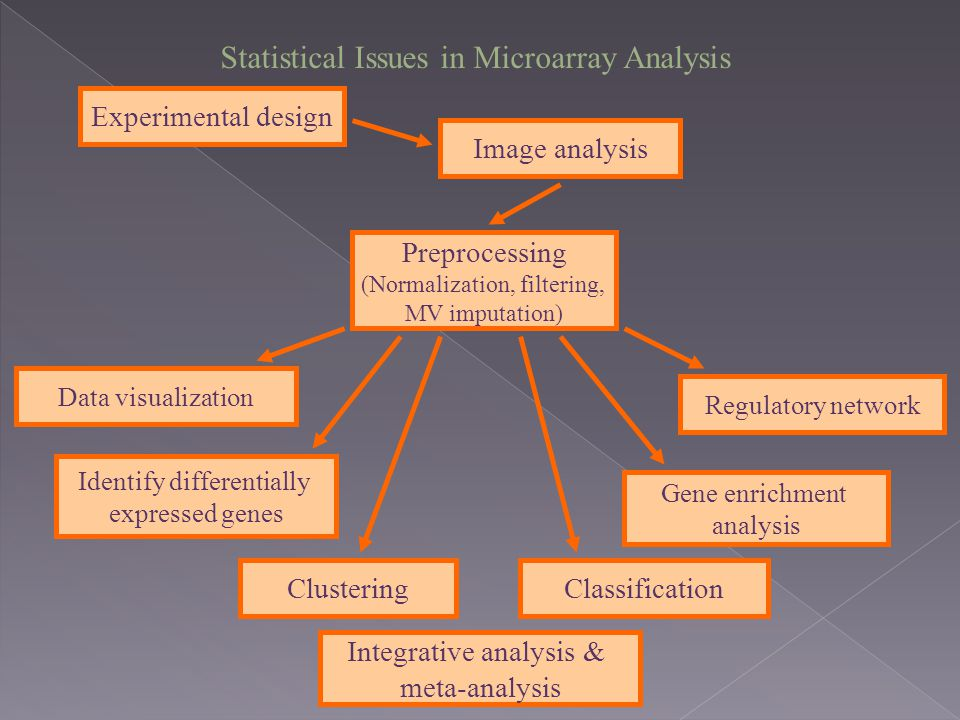 Statistical Issues in Microarray Analysis