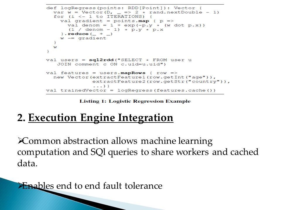 2. Execution Engine Integration