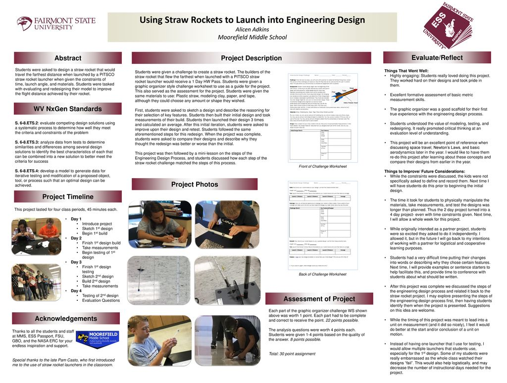Using Straw Rockets To Launch Into Engineering Design Ppt Download