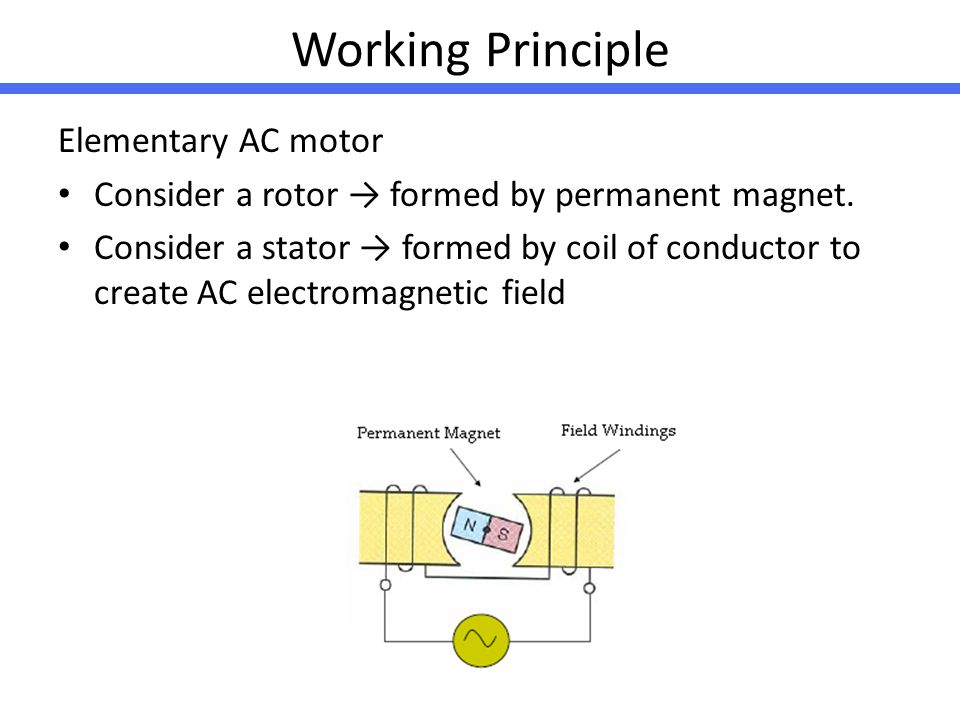 Introduction to Electrical Machines - ppt download