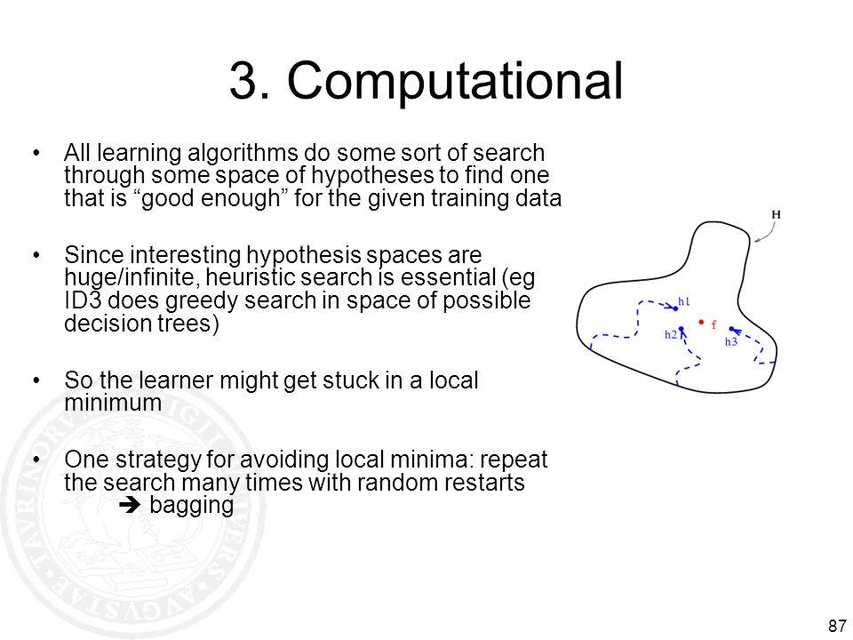3. Computational