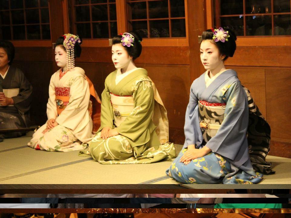 Banquet Dinner in Gion Garden Oriental Kyoto Went By Bus Program