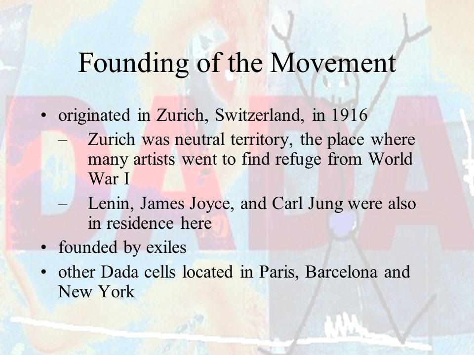 Founding of the Movement