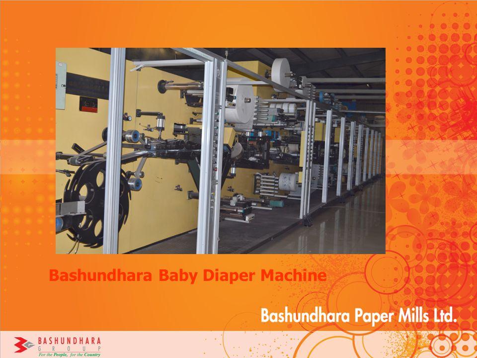 Bashundhara Baby Diaper Machine