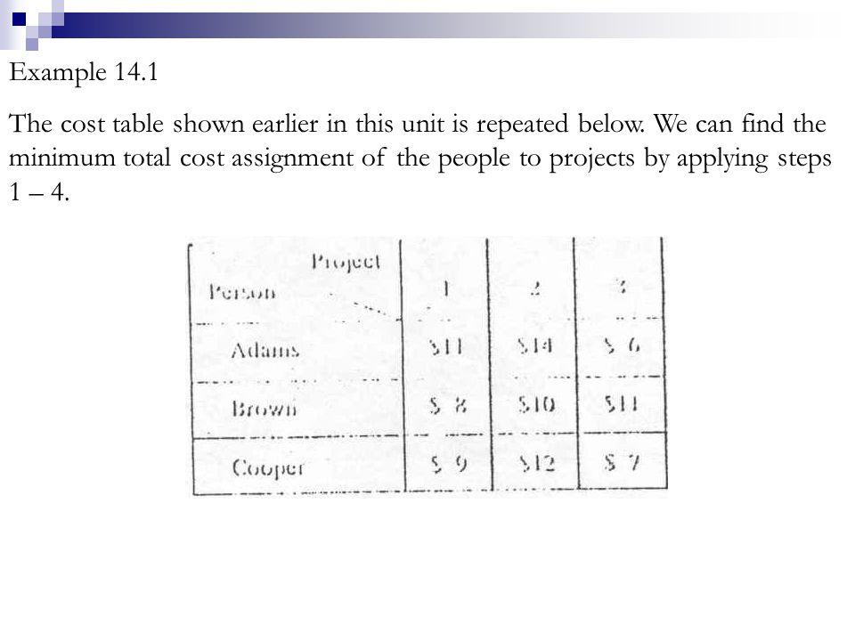 Example 14.1