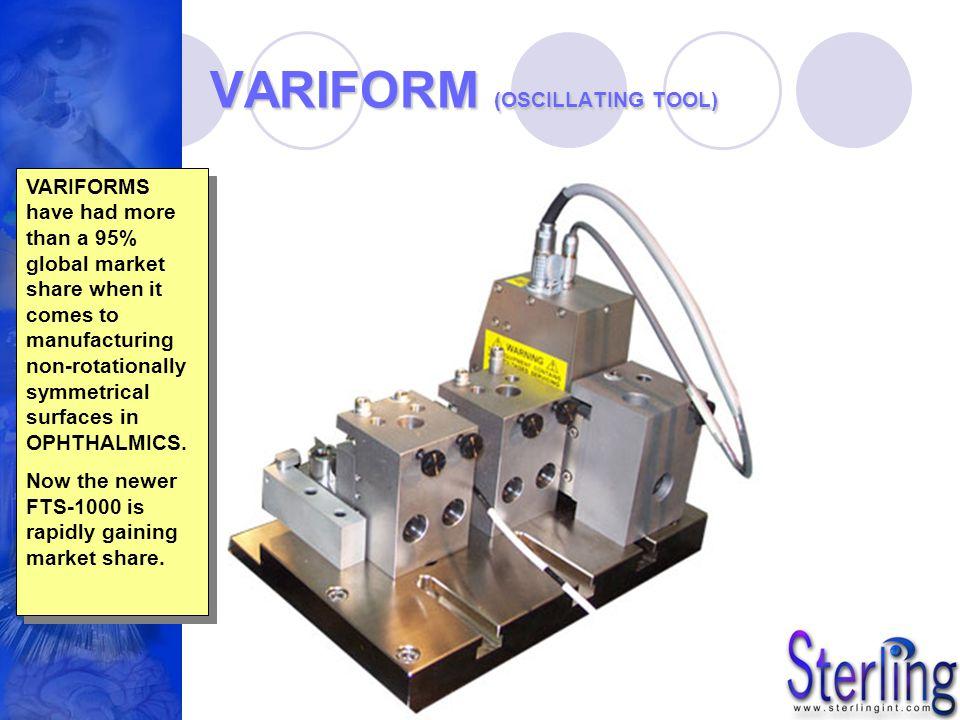 VARIFORM (OSCILLATING TOOL)