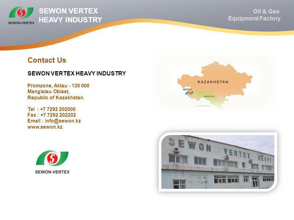SEWON VERTEX HEAVY INDUSTRY